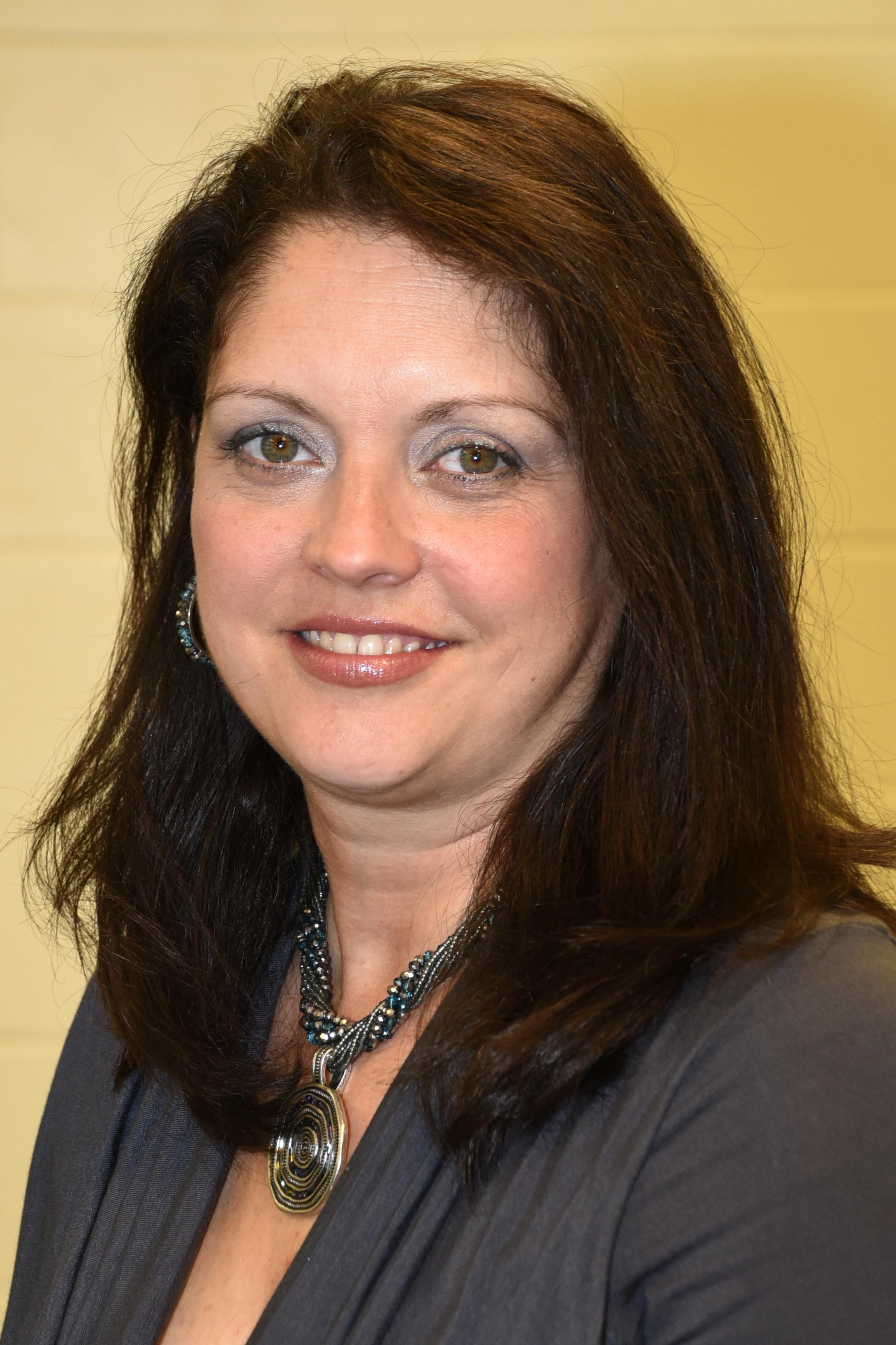 School Board Vice President Kristine Kilburg
